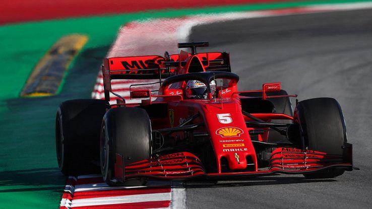Come Vedere In Diretta Streaming Il Gp Daustria 2020 Di Formula 1 Libero Tecnologia