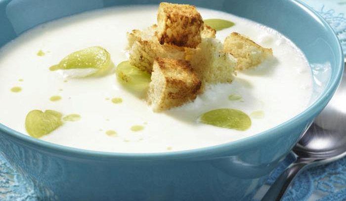 Gazpacho bianco