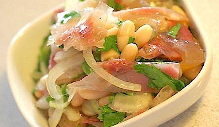 Nervetti in insalata