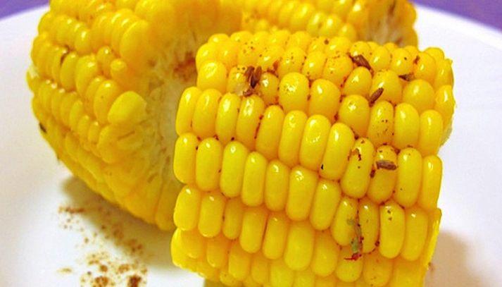 Pannocchie di mais agrodolci