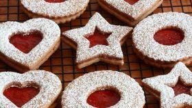 Biscotti di Linzer