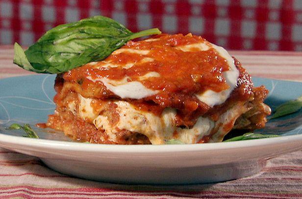 Melanzane alla parmigiana dietetiche
