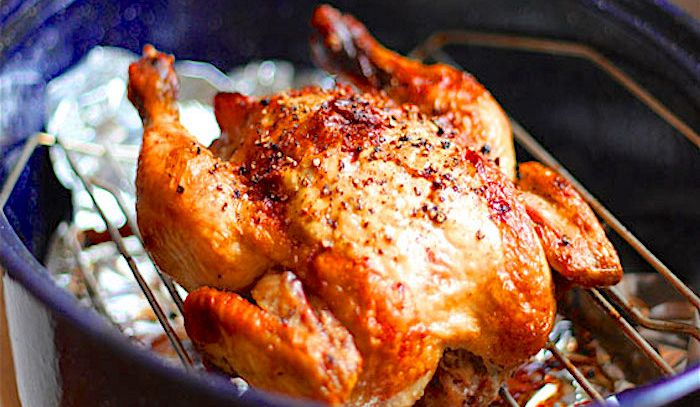 Pollo all'ischitana