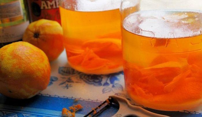 Rosolio di arancia