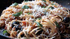 Spaghetti alla ciociara, il gusto della pasta in tavola