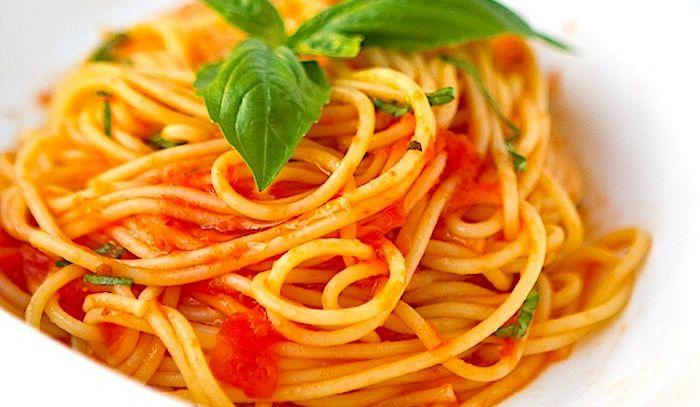 Spaghetti alla trainiera