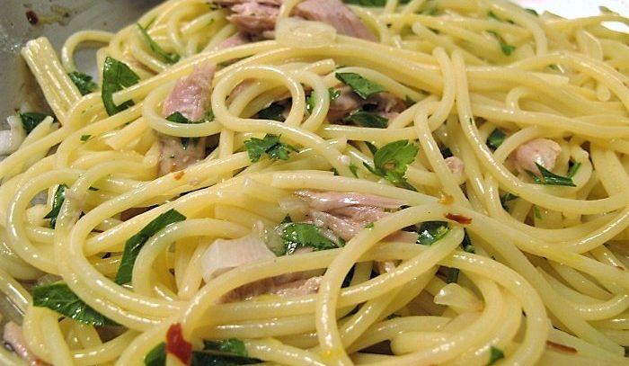 Spaghetti sirena