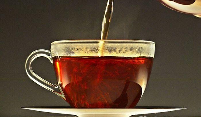 Tè del cacciatore tirolese