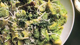 Garganelli alle verdure primaverili