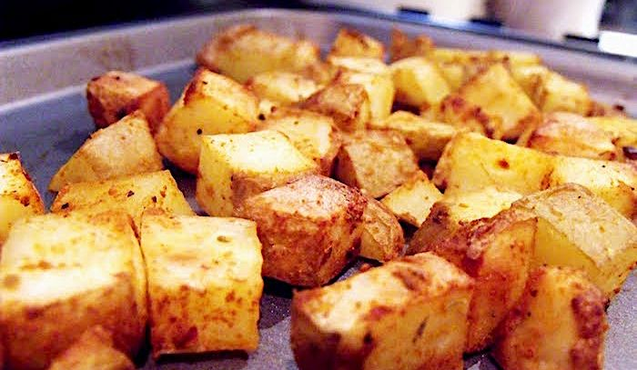 Patate alla sarda