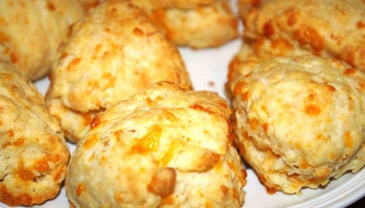 Scone di patate alla griglia