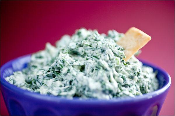 Spinaci e yogurt alla greca