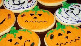 Zucchette dolci di Halloween