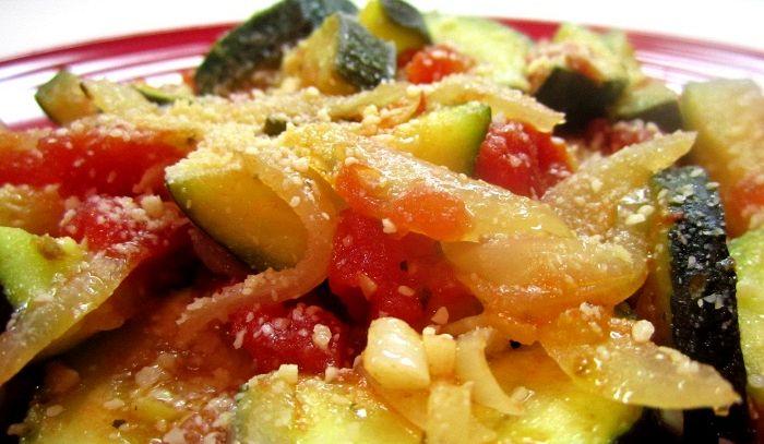 Zucchine a cassetta