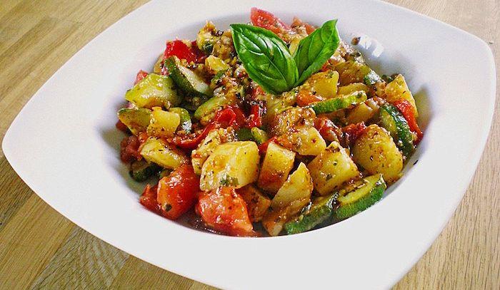 Zucchine alla paprica