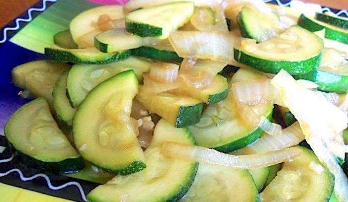 Zucchine povere