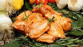 Ali di pollo alla messicana
