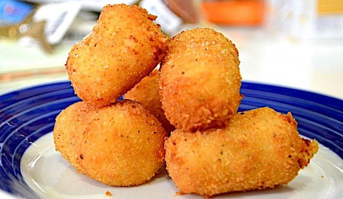 Bombolotti di patate