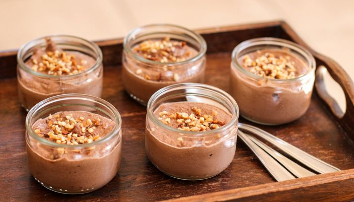 Budino al gianduia