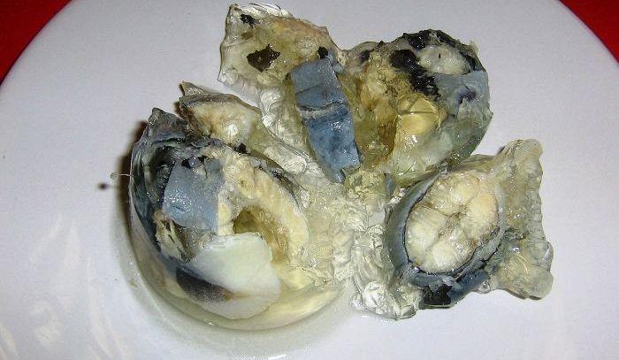 Capitone in gelatina
