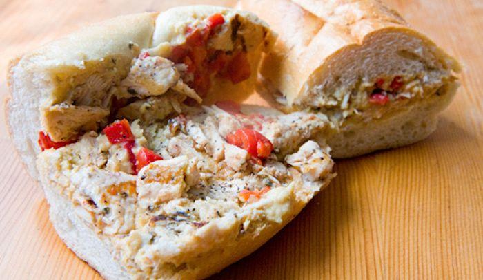 Casablanca Sandwich