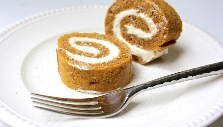 Girandola di pan biscotto al caffè