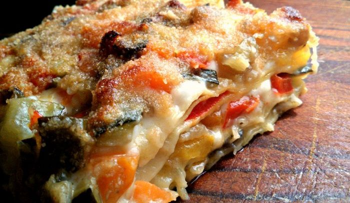 Lasagne alla siciliana