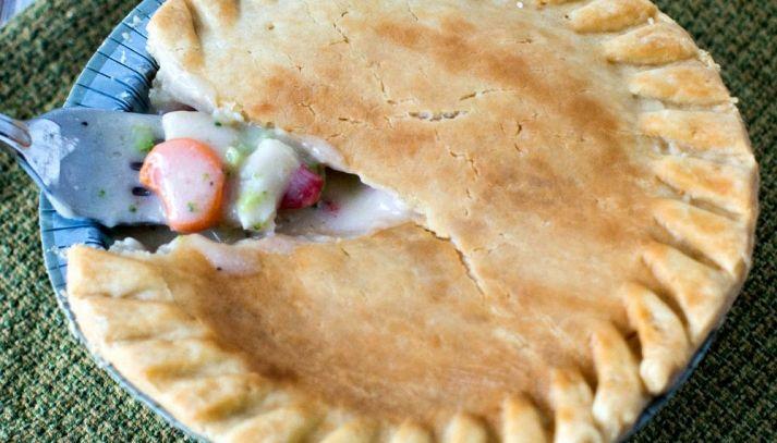 Macedonia in crosta