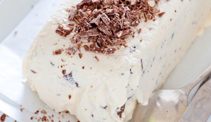 Plumcake gelato