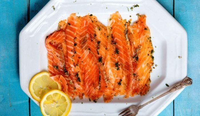 Salmone alla svedese