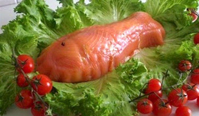 Sformato di ricotta e salmone con il Bimby