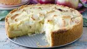 Torta autunnale alle mele, pronta in due veloci passaggi