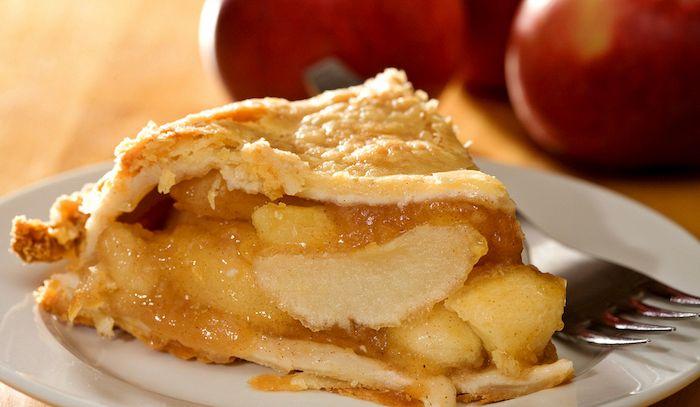 Torta di mele all'alsaziana
