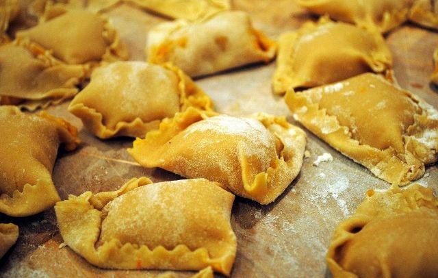 Ricetta Ravioli Patate.Ricetta Tortelli Di Patate Le Ricette Di Buonissimo