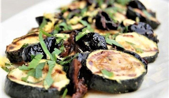 Zucchine alle olive