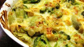 Broccoli gratinati, nutrienti, gustosi e semplici da fare