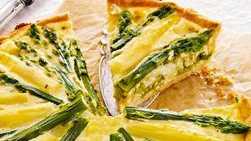 Mix di sapori: la crostata salata facile da fare che sa di primavera