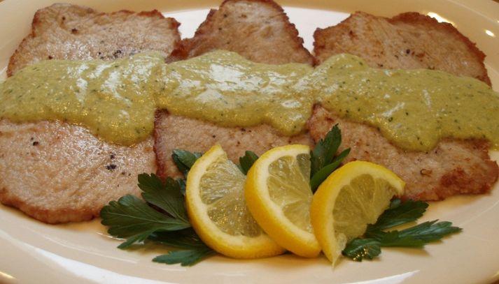 Vitello in salsa di tonno
