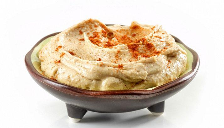 Hummus be tahini
