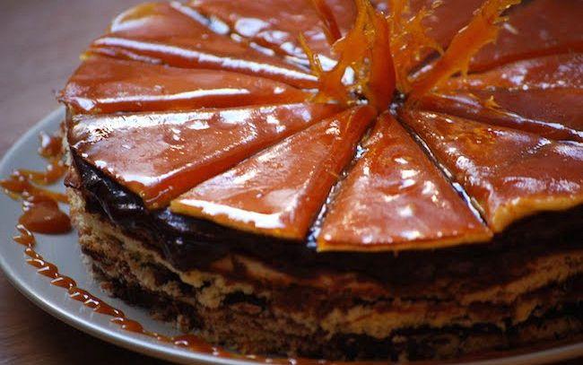 Dobos Torte versione alternativa