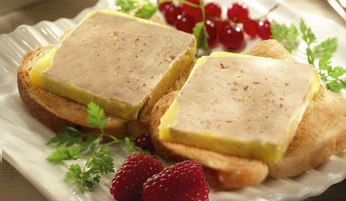 Fois gras tartufato