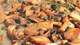 Funghi alla bordolese