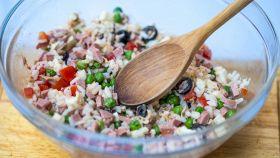 L'ingrediente che non deve mancare in una perfetta insalata di riso