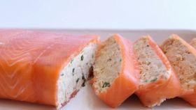 Terrina di trota e salmone