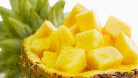 Ananas delizioso