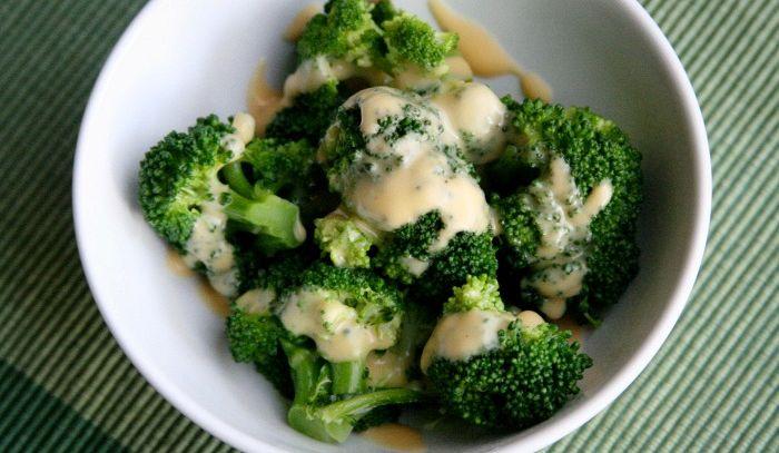 Broccoletti alla siciliana