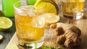 Cocktail de Gingembre