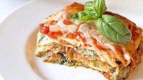Lasagne bicolori
