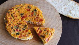 Omelette ortolana