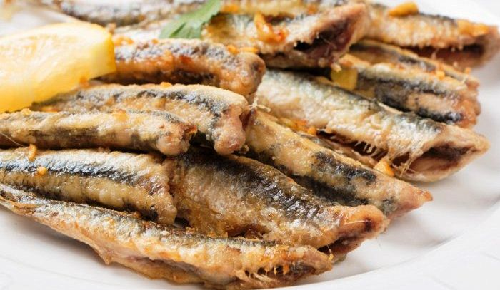 Sarde all'aceto